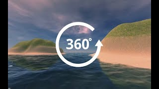 Software - Island Sunrise (360 VR Music Video) 8K