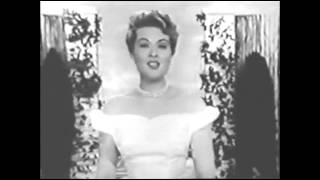 "Patti Page - ""Mighty Like A Rose"" (1950s)"
