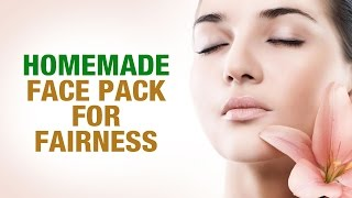 Essential Face Pack for Fairness - Riya Singh - Beauty Tips