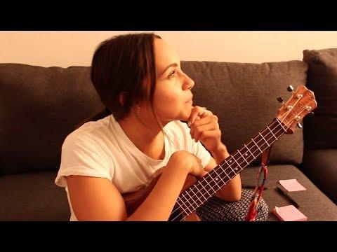 Julieta Venegas - Andar conmigo (TUTORIAL UKULELE)