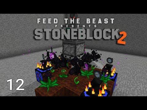 Stoneblock - EP28 - Infinite EMC & Infinity Ingots - Modded