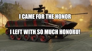 BMD-2 is Here for HONOR (Armored Warfare AFV Gives no F$*!s)