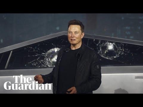 Nada es irrompible y Tesla, tampoco