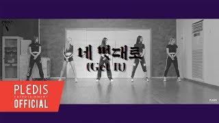 [SPECIAL VIDEO] PRISTIN V(프리스틴 V)   네 멋대로(Get It) Dance Practice