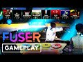 Fuser 3 Minutes Of Gameplay from The Maker Of Rock Band