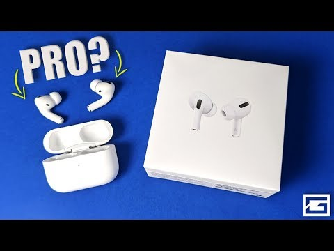 External Review Video udy530Hgx80 for Apple AirPods Pro Wireless Headphones