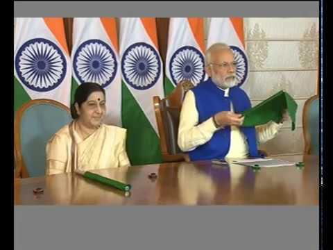 PM Modi & Bangladesh PM to flag off new train service between Kolkata & Khulna via video conference