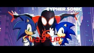 Sonic & Spider-Man: Way Up [Jaden Smith AMV]