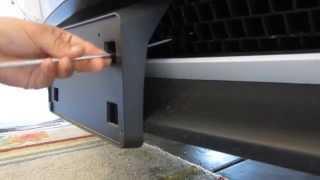 Dodge Challenger NO-DRILL License Plate Relocation