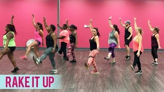 Yo Gotti ft. Nicki Minaj - Rake It Up (Dance Fitness with Jessica)