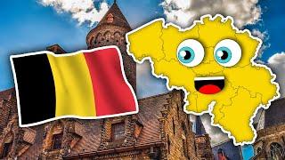 Belgium Geography/Belgium Country/Belgium