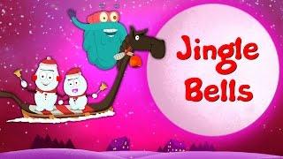 JINGLE BELLS | Christmas Songs & Christmas Carols for Kids | By Peekaboo Kids