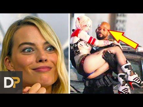 Reglas Estrictas Que Margot Robbie Tuvo Que Seguir Para Interpretar A Harley Quinn