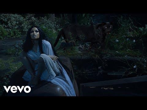 Nicki Minaj, Kendrick Lamar, SZA - All The Stars [Black Panther Soundtrack] [MASHUP]