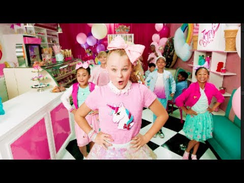 JoJo Siwa - Kid In A Candy Store (Official Video)