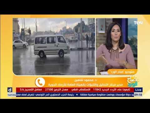 العرب اليوم - هيئة الأرصاد المصرية تُحذِّر مِن انخفاض درجات الحرارة بشدة