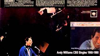 andy williams-24 CBS singles 1967-1980