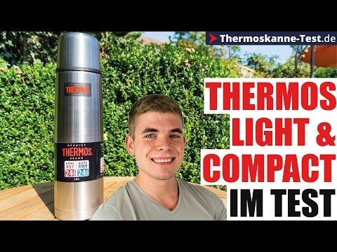 Thermos Light & Compact Test - Dein leichter und kompakter Begleiter!