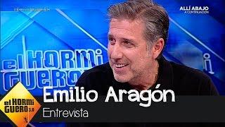 Emilio Aragón Es Un Profesional Del Susto - El Hormiguero 3.0