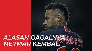 Lionel Messi Menjelaskan Alasan Gagalnya Transfer Neymar
