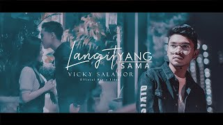 Download lagu Vicky Salamor Langit Yang Sama Mp3