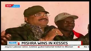 Aspirant Swarup Mishra trounces Kesses Mp James Bett in primaries