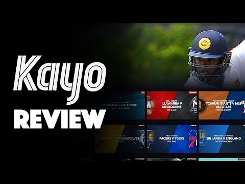 Kayo Beta Hands-on review: Does the sport streaming app got game?