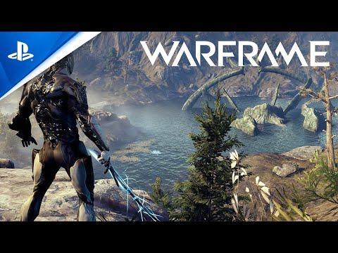 Trailer de présentation PS5 de Warframe