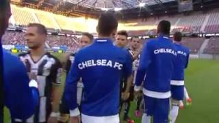 WAZ RZ Pellets v Chelsea FC ( 0-3 ) Highlights - 20/07/2016