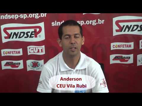 Anderson - CEU Vila Rubi