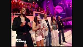 Star Academy Get Together Live Madonna 2005 part 4