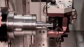 Ganesh Cyclone-52 TTMY CNC Turning Milling Machine
