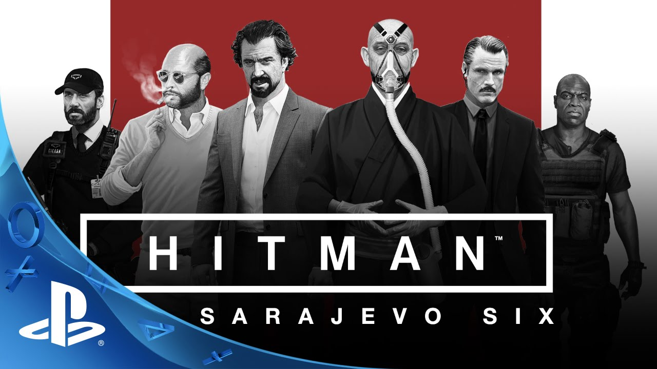 Hitman sale hoy en PS4