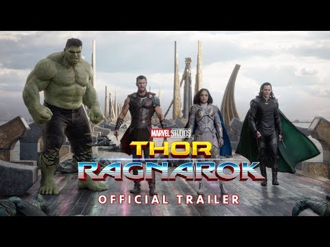 Ragnarok trailer · Coming Distractions · The A.V. Membership