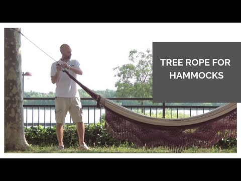 La Siesta Hammock fixing set: tree
