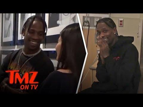 Travis Scott On Daddy Duty! | TMZ TV