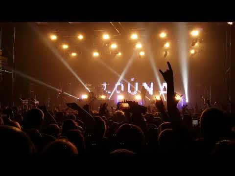 Louna - Время Х (live in A2, СПб, 25.05.2019)