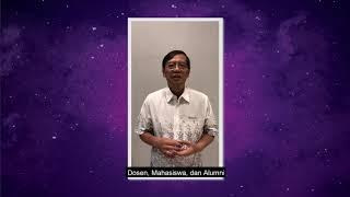 Ucapan Selamat Ulang Tahun BINUS - Prof. Dr. Ir. Harjanto Prabowo, MM