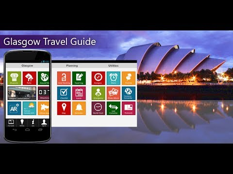 Video of Glasgow Travel - Pangea Guides