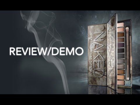 Naked Smoky Eyeshadow Palette by Urban Decay #2