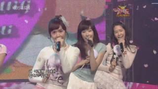 SNSD 少女時代 ♥ Kissing You Live HD