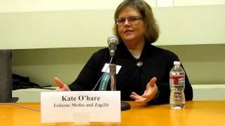 Kate O'Hare, Tribune Media Services Features, Editor @ EPPS Media Workshop (1)