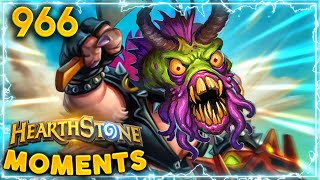 WAIT, DID THAT REALLY WORK? | Hearthstone Daily Moments Ep.966