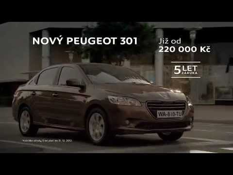 Peugeot Commercial for Peugeot 301 (2012 - 2013) (Television Commercial)