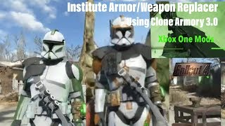 fallout 4 mods xbox one armor - TH-Clip