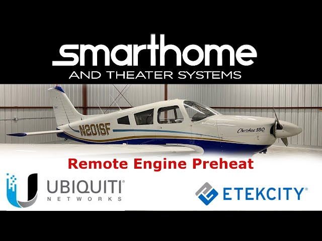 Enable remote control of the engine preheater using eTekCity cloud-controlled outlets with a unifi network. We use the Unifi LTE...