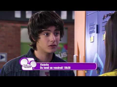 Violetta saison 2 - Résumé des épisodes 6 à 10 - Exclusivité Disney Channel