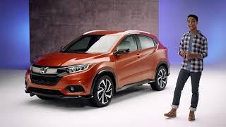 2019 Honda HR-V: Overview & Exterior