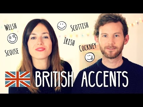 5 acentos en inglés británico que debes conocer