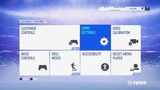 fifa 19 controller settings - Kênh video giải trí dành cho thiếu nhi
